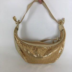 Bebe Metallic Mini Bag
